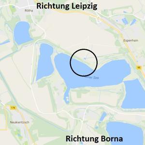 Hainer See bei Espenhain