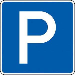 Parkplatz minden meißen