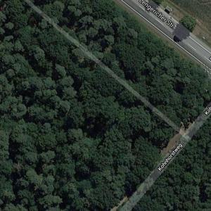 Ladbergen nähe Autobahn ruhiger Wald