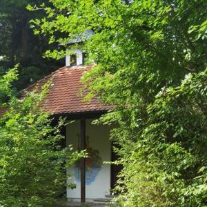 B304 Wasserburg Innbrücke Christophoruskapelle