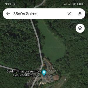 Hinterer Parkplatz Grube Fortuna