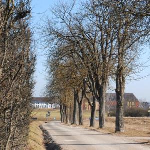 Schwabach Eichwasen Waldparkplatz