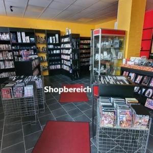 Sex-Point Shop und Kino