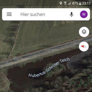 Hubertus Schröter  Teich