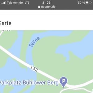 Radlerparkplatz