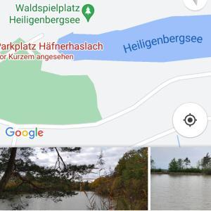 Heiligenbergsee Häfnerhaslach