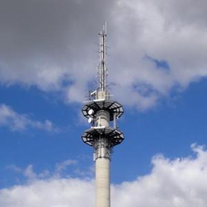 Am Funkturm in naumburg