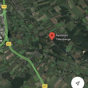 Rastplatz Tillenberge