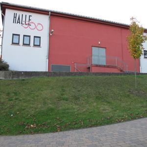 Bitburg Flugplatz Halle 300