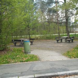 Parkplatz Wendelstein