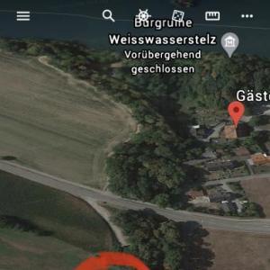 Waldparkplatz Wasserstelz Hohentengen