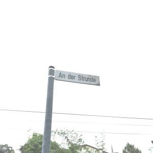 Wäldchen in Köln-Buchheim, An der Strunde