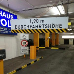 Parkhaus Metropole Charlottenburg