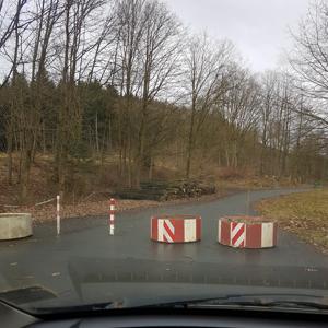 Hennesee Grossraumparklatz