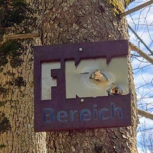 FKK an der Argen bei Wangen/Beutelsau