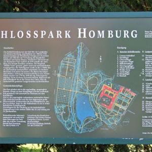 Bad Homburg, Schlosspark