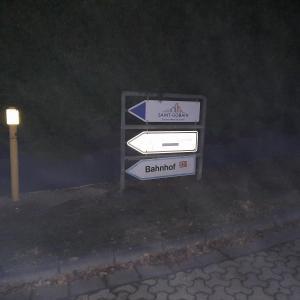 Parkplatz am Bahnhof Steinefrenz