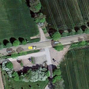 Mitfahrerparkplatz B420 Wörrstadt