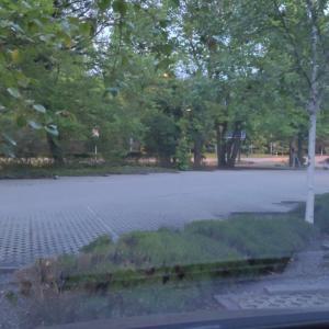 Parkplatz direkt Heidefriedhof