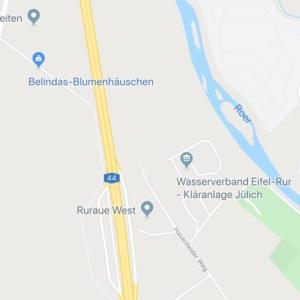 AutobahnA44  Rastplatz ruraue