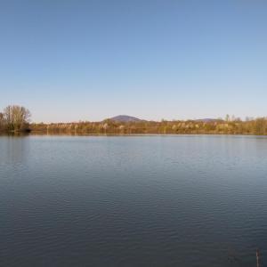 Baggersee Erlache