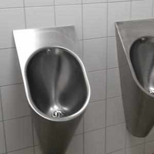 Tiefgarage WC