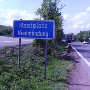 Parkplatz Cruising Niedmündung