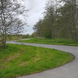 Emden Knock Parkplatz am Gaswerk