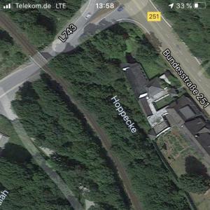 Wanderparkplatz Schmalah Süd