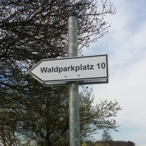 Waldparkplatz 10