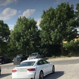 Werneck Pendlerparkplatz