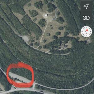 Parkplatz Kissinger Höhe