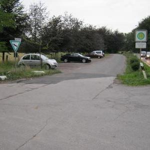 Parkplatz Gut Heimendahl