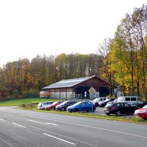 A4 P+R Eckenhagen/Wildbergerhütte für Bi -Leute