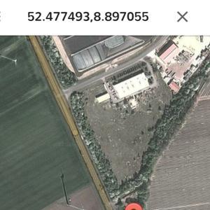 Rastplatz B61 bei Uchte
