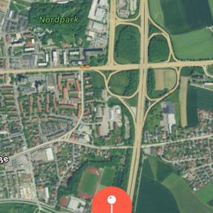 TSV-Nord Parkplätze