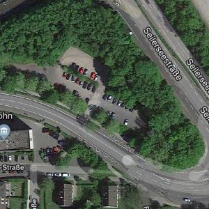 A46 Iserlohn Parkplatz Hembergstraße