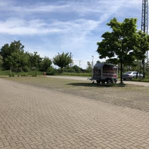 """P+R Parkplatz """"AmBahnhofDiepholz"""""""