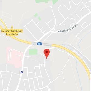 FFM- Bornheim Tischtennis Platte