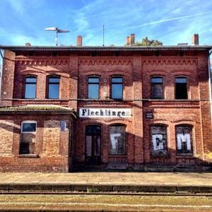 Treff Flechtingen Bahnhof