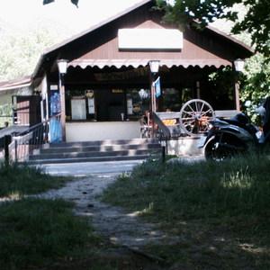 Rhein Biergarten am Steindamm in Trebur