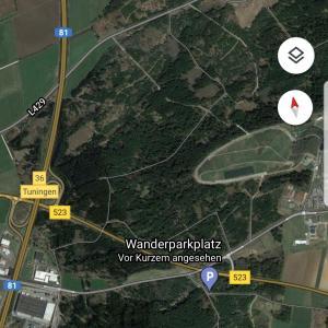 Wanderparkplatz Tuningen