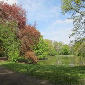 Stünzer Park in Leipzig