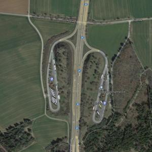 Eschachtal A81 beide Richtungen