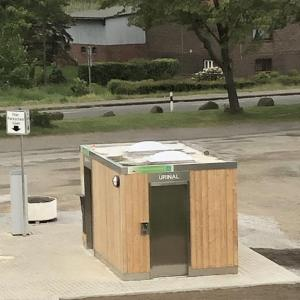 Bassenflether-Strandparkplatz WC