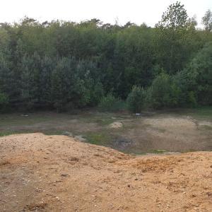 Alte Kiesgrube Heesweg