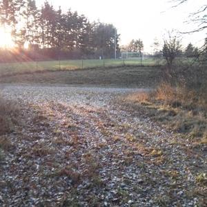 Outdoor Künzell nähe Sportplatz/Friedhof