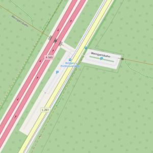 Röttgen Richtung Meckenheim