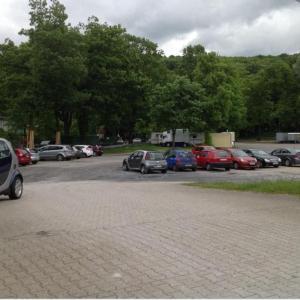 Parkplatz Staufenplatz
