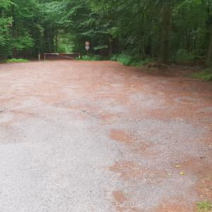 Waldparkplätze zwischen Gravenbruch u. Dietzenbach